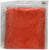 Kel-Toy Double Face Satin Ribbon, 3.8cm by 50-Yard, Coral