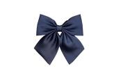 Plain navy blue ribbon TeenS Ever
