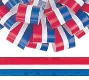 #40 Patriotic Flora-Satin Ribbon