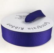 3.8cm Purple Haze Grosgrain Ribbon 50 Yards Spool Solid Colour.