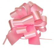 Premier Packaging AMZ-PF901 25 Count Flora Satin Pull Bow, 14cm by 46cm Loop