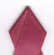 Papilion R074300230169100Y .220cm . Single-Face Satin Ribbon 100 Yards - Rosewood