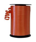 Partyland curling Orange Ribbon - 6 rolls - 0.5cm x 500 yards long