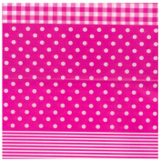 Decopatch paper 486 - dots stripes and squares