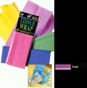Tissue Paper Purple 10 Sheets