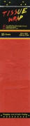 Tissue Paper Red, 25-Sheets
