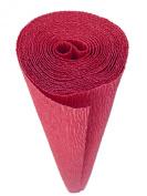 Italian Crepe Paper roll 180 gramme - 586 RED VELVET