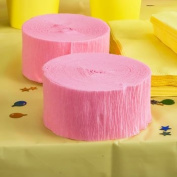 Crepe Paper Streamers, 6 ROLLS, MADE IN USA