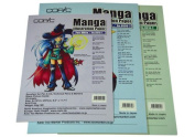 Copic Markers 26cm x 37cm Mnga Pure White, 30 Sheets