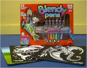 Blendy Pens 12 piece
