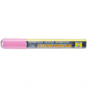 Zig 6mm Illumigraph Broad Chisel Point Tip Marker, Pink