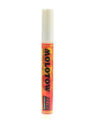 Molotow One4All Acrylic Paint Markers 4 mm signal white 160 [PACK OF 3 ]