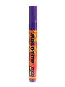 Molotow One4All Acrylic Paint Markers 4 mm violet HD currant 042 [PACK OF 3 ]