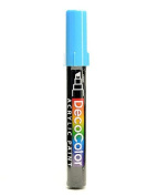 Marvy Uchida Decocolor Acrylic Paint Markers light blue [PACK OF 6 ]