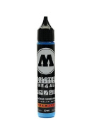 Molotow One4All Acrylic Paint Marker Refill shock blue middle 30 ml 161 [PACK OF 3 ]
