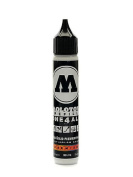 Molotow One4All Acrylic Paint Marker Refill signal white 30 ml 160 [PACK OF 3 ]