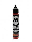Molotow One4All Acrylic Paint Marker Refill traffic red 30 ml 013 [PACK OF 3 ]
