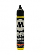 Molotow One4All Acrylic Paint Marker Refill zinc yellow 30 ml 006 [PACK OF 3 ]