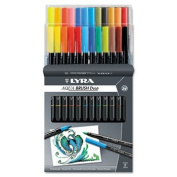 Dual Tip Marker, Assorted, 24 per Pack