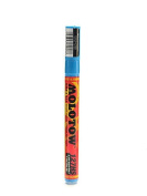 Molotow One4All Acrylic Paint Markers 2 mm shock blue middle 161 [PACK OF 6 ]