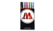 Molotow One4All 227 HS 6er Metallic Set