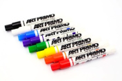 Art Primo Solid Marker 8 Pack