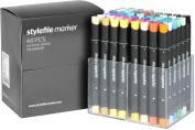 Stylefile Grafikmarker 48er Set Main