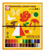 Sakura Cray-Pas 24 colours