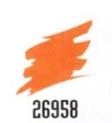 Nupastel Stick 212P Deep Orange