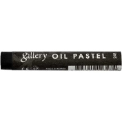 Gallery Extra Soft Oil Pastel Individual - Black
