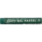 Gallery Extra Soft Oil Pastel Individual - Emerald Green