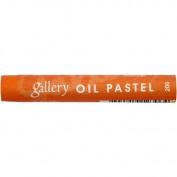 Gallery Extra Soft Oil Pastel Individual - Flame Red