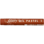 Gallery Extra Soft Oil Pastel Individual - Russet