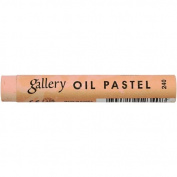 Gallery Extra Soft Oil Pastel Individual - Salmon