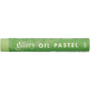 Gallery Extra Soft Oil Pastel Individual - Yellow-Green