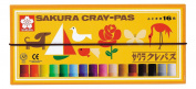 Sakura Cray-Pas 16 colours