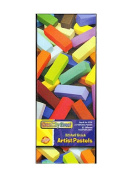 The Chenille Kraft Company Half Stick Square Pastels set of 32