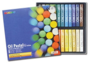 Mungyo Gallery Oil Pastels Cardboard Box Set of 36 Standard - Assorted Colours
