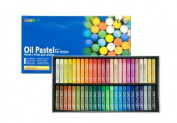 Mungyo Gallery Oil Pastels Cardboard Box Set of 48 Standard - Assorted Colours