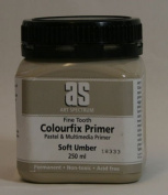 Colourfix Sanded Pastel Grounds Soft Umber 250 ml (8.5 oz) jar