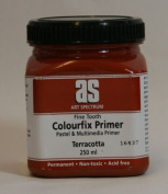 Colourfix Sanded Pastel Grounds Terracotta 250 ml (8.5 oz) jar