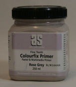 Colourfix Sanded Pastel Grounds Rose Grey 250 ml (8.5 oz) jar