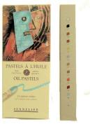 Sennelier Artists Oil Pastels - Set Of 12 X Iridescent
