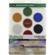 PanPastel 7 Colour Landscape Starter Set