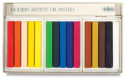 Holbein Artists' Oil Pastel Set of 15 Colours.in a Cardboard Box