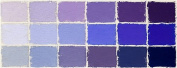 Unison Soft Pastels- Blue Violet Values 1-18