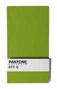 Pantone Metal Wallstore Macaw Green 377C