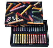 Gallery Extra Soft Pastel, 60 Colours