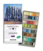 Sennelier Soft Pastels- Half Stick Set of 80 Landscape Colours