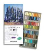 Sennelier Soft Pastels- Half Stick Set of 80 Landscape Colours